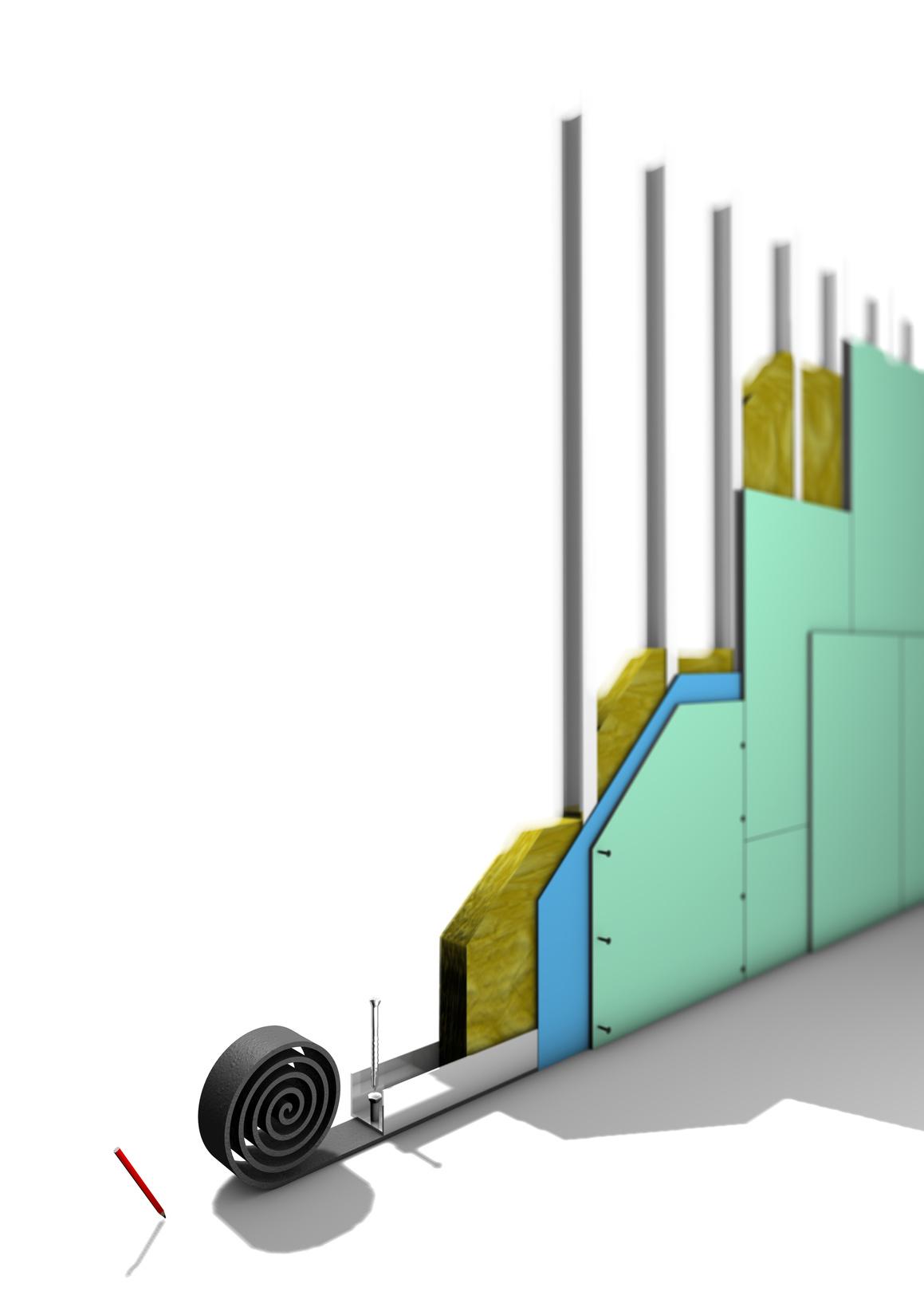trockenbau - ideal für sanierung und grundriss-umgestaltung - doriat