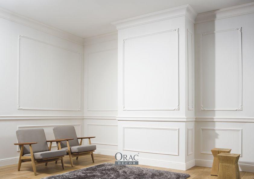 stuck profile doriat wandgestaltung. Black Bedroom Furniture Sets. Home Design Ideas